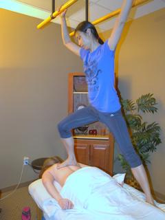 Ashiatsu Acupressure Massage