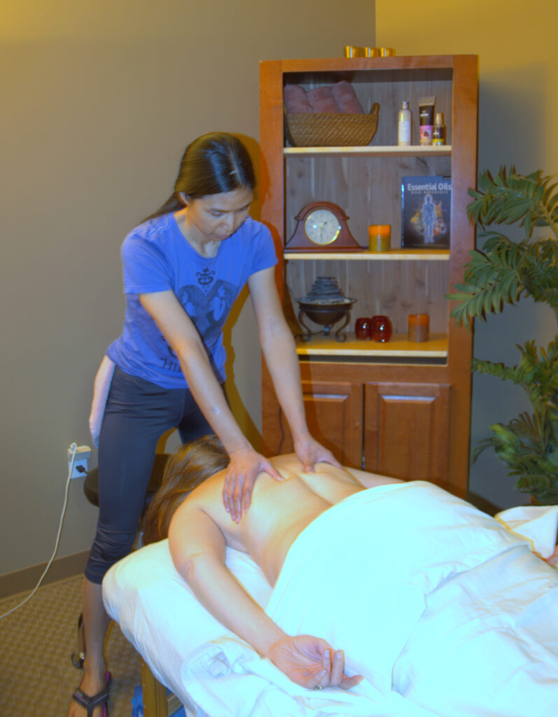 Tui Na-Acupressure Massage