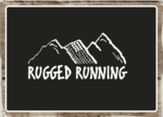 Rugged Running Logo
