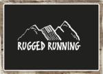 Rugged Running Logo