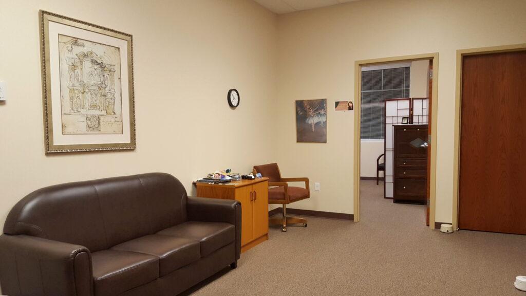 Massage-to-Health - Waiting Room