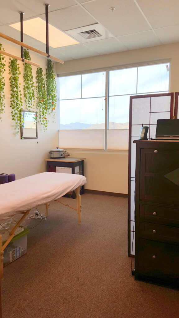 Treatment Room |Ashiatsu Bars